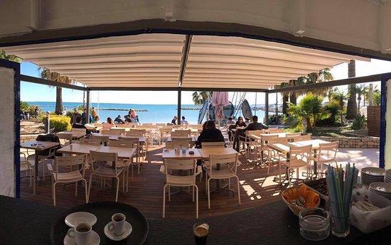 La brasserie du port saint laurent du var restaurant - Restaurant port de saint laurent du var ...