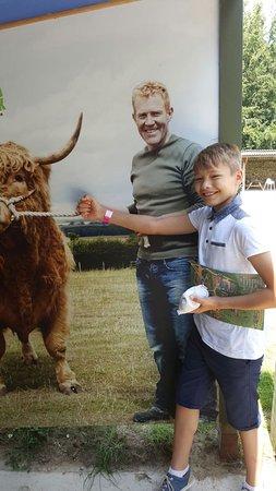 Guiting Power, UK: Cotswold Farm Park