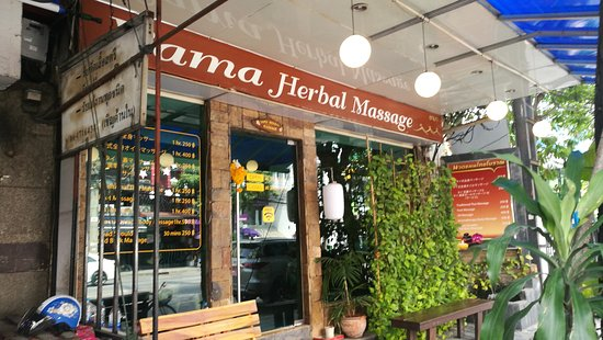 Yama Herbal Massage