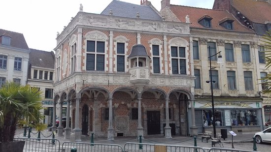 Aire-sur-la-Lys, Γαλλία: Bailliage Renaissance