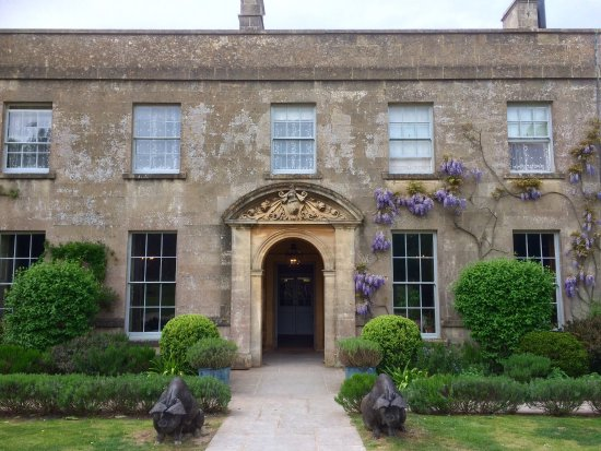 The Pig near Bath: Beautiful and delicious food in a wonderful setting.