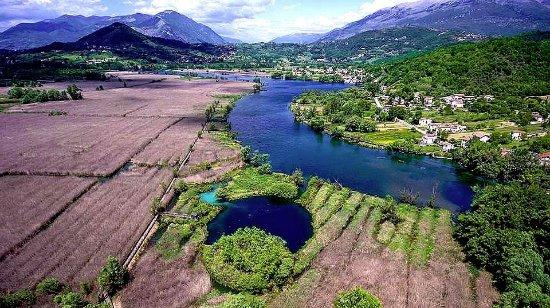 Posta Fibreno, Italy: Il Lago