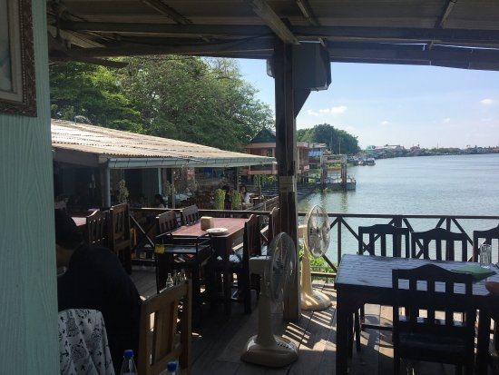 Fav place for grilled giant river prawn