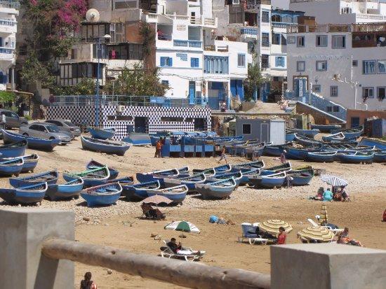 Taghazout Beach : tagazoud