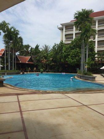 とても素晴らしいホテルでした。