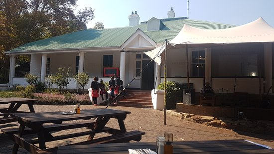 Modderfontein, South Africa: Oakes Brew House