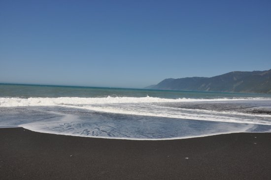 Black Sand Beach, Shelter Cove, CA
