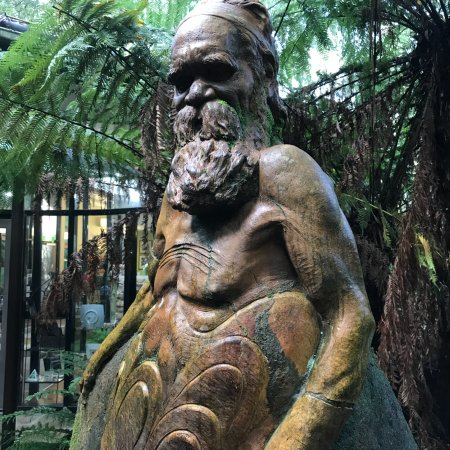 Mount Dandenong, Australia: William Rickett's Sanctuary