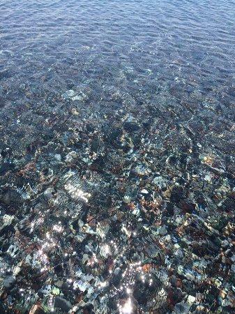 Gennadi, Greece: Чистейшее море