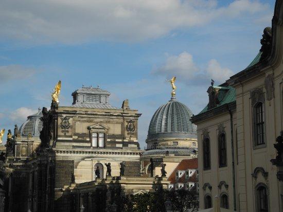 Bruhlsche Terrasse Picture Of Bruehl Terrace Dresden Tripadvisor