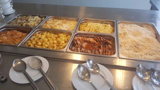 Tera Kora, Curaçao: Lunch