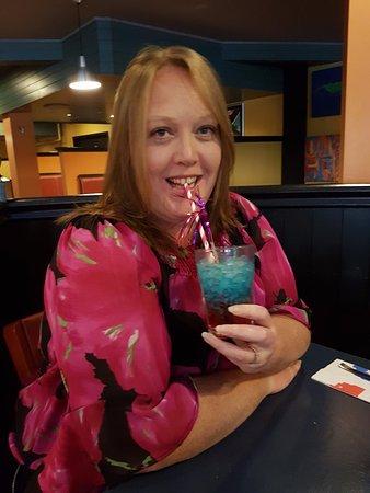 My free birthday cocktail