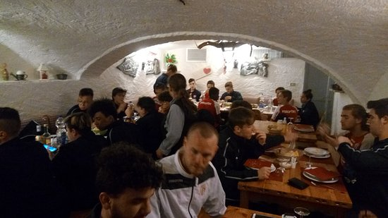 Morgex, Italien: In sala