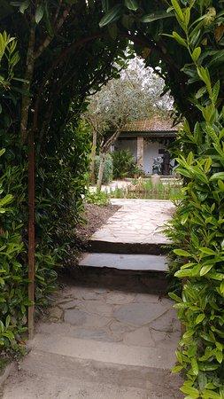 St Austell, UK: the gardens