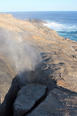 Олбани, Австралия: The Blow Hole