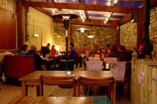 Carrigart, Ireland: The Goose & Gander Pizzeria