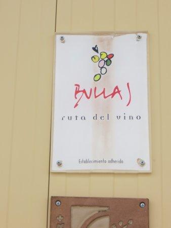 Bullas, Spain: Ruta del vino