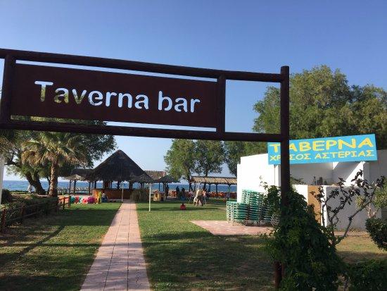 Episkopi, Grecia: Taverna - Bar