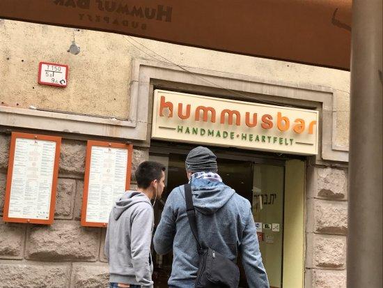 Hummusbar Hollán Ernő: photo0.jpg