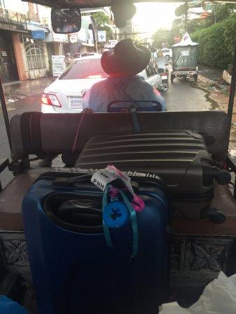 Tuk-tuk Phnom Penh