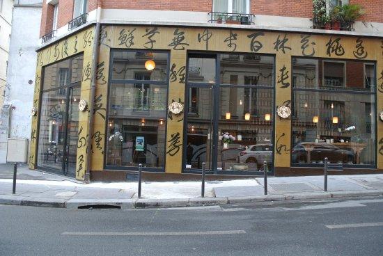 nur chinesische schriftz 252 ge picture of maison des trois thes tripadvisor