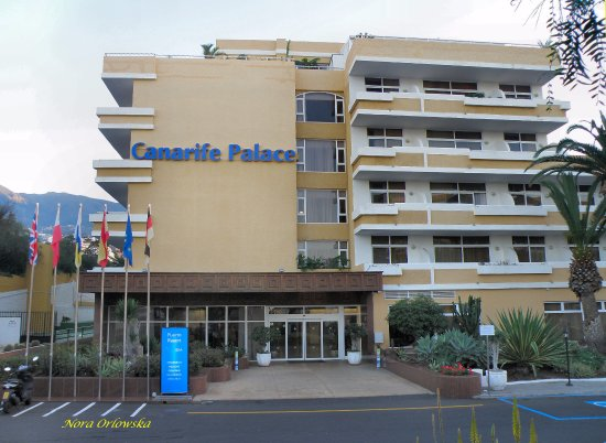 Hotel puerto resort blue sea picture of blue sea puerto resort puerto de la cruz tripadvisor - Hotel canarife palace puerto de la cruz ...