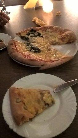 Pizza okropna -nigdy więcej