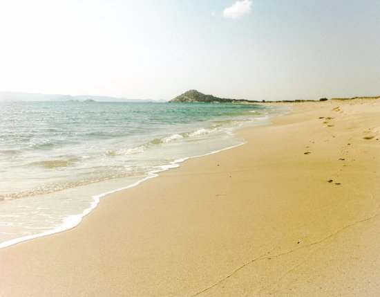 Kastraki, Grecia: Pure beach only