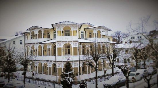 Hotel Villa Meeresgruss Binz