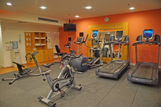 Hilton Garden Inn Riyadh Olaya: Fitness Center