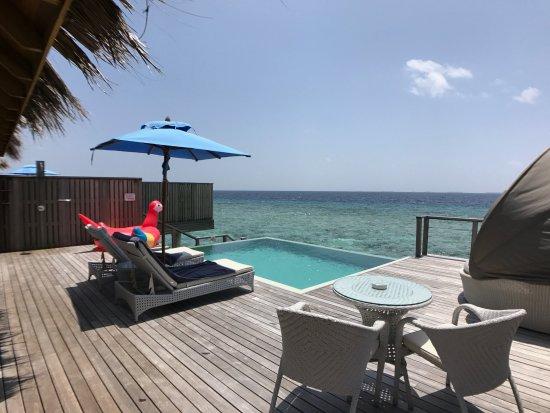 Ocean Villa 207 Picture Of Dusit Thani Maldives