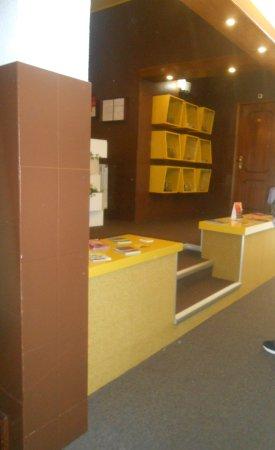 Costa do Sol Residencial: hall d'ebtrée