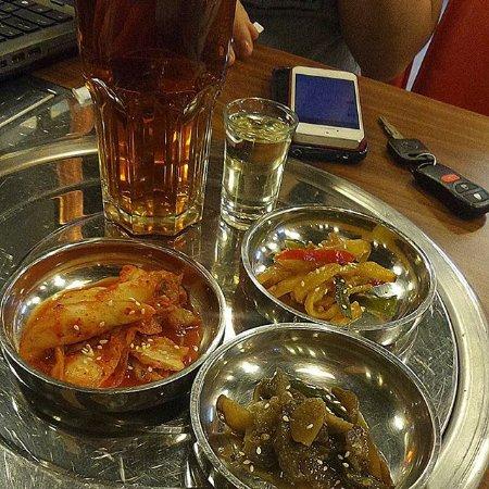 Appetizer Kimchi Sebelum Makanan Utama Ready Picture Of Mr