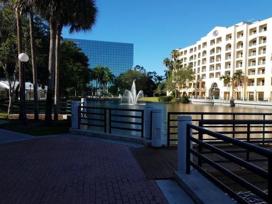 Hilton Boca Raton Suites: 20170507_091318_large.jpg
