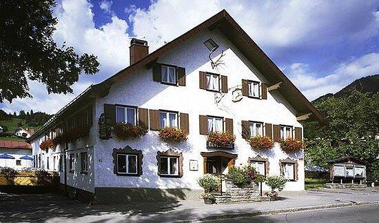 Obermaiselstein, Германия: Gasthof Hirsch