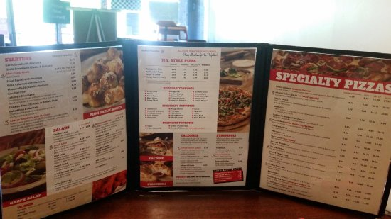 Vestavia Hills, AL: You can get alot more that pizza.  One of our favorite places.
