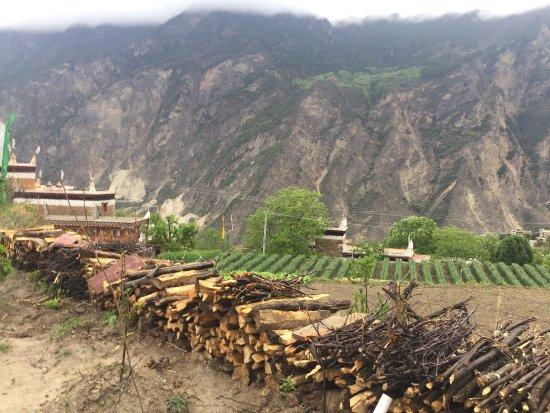 Danba County, China: photo8.jpg