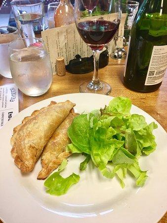 Cecilia's Kitchen: Great empanadas and tamales.