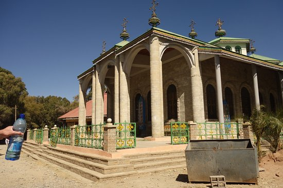 Emperor Yohannes IV Palace