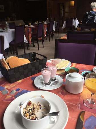 Houffalize, Bélgica: Breakfast