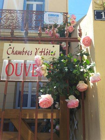 Fitou, Francja: Façade fleurie