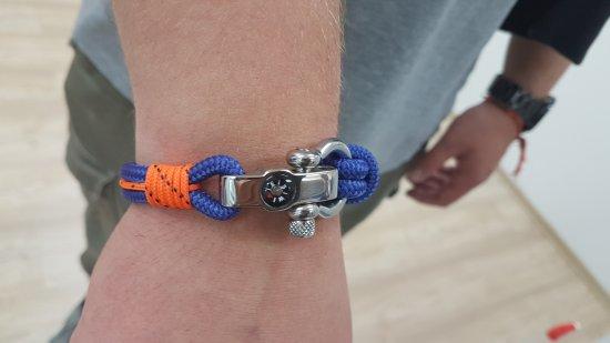Anchor Bracelets. Break Time Croatia. Best Shop In