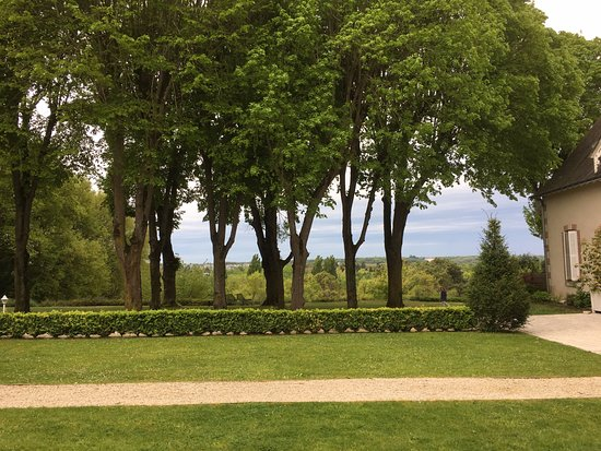 Beautiful, exclusive & lush chateau, surprisingly close to Tours -- perfect mix of everything