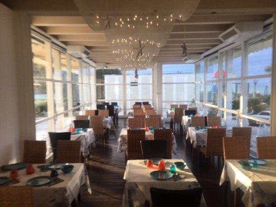 Il pesce innamorato ristorante pizzeria porto sant - Ristorante il giardino porto sant elpidio ...