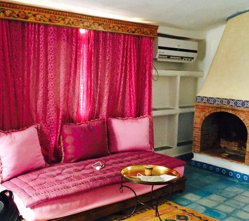 Hotel Riad Casa Hassan Restaurante: charming!