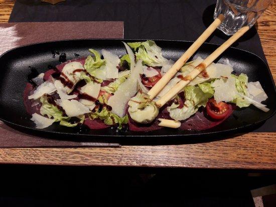 Restaurant La Tablée : Parmiggiano