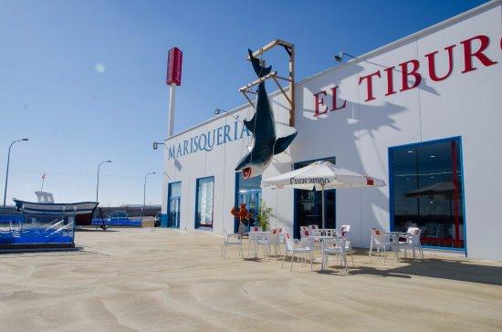 Villafranca de los Barros, España: Nuestra marisqueria