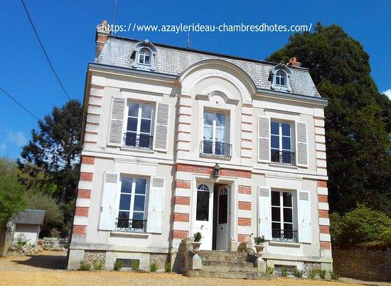 La buissonniere azay le rideau frankrijk foto 39 s en - Chambre d hotes azay le rideau ...