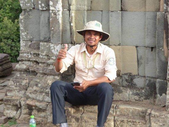 Guia Espanol de Angkor