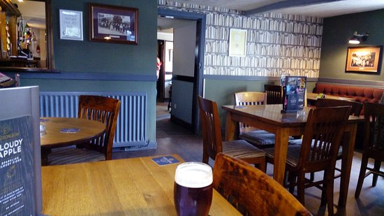 Bamber Bridge, UK: Ye Olde Hob Inn